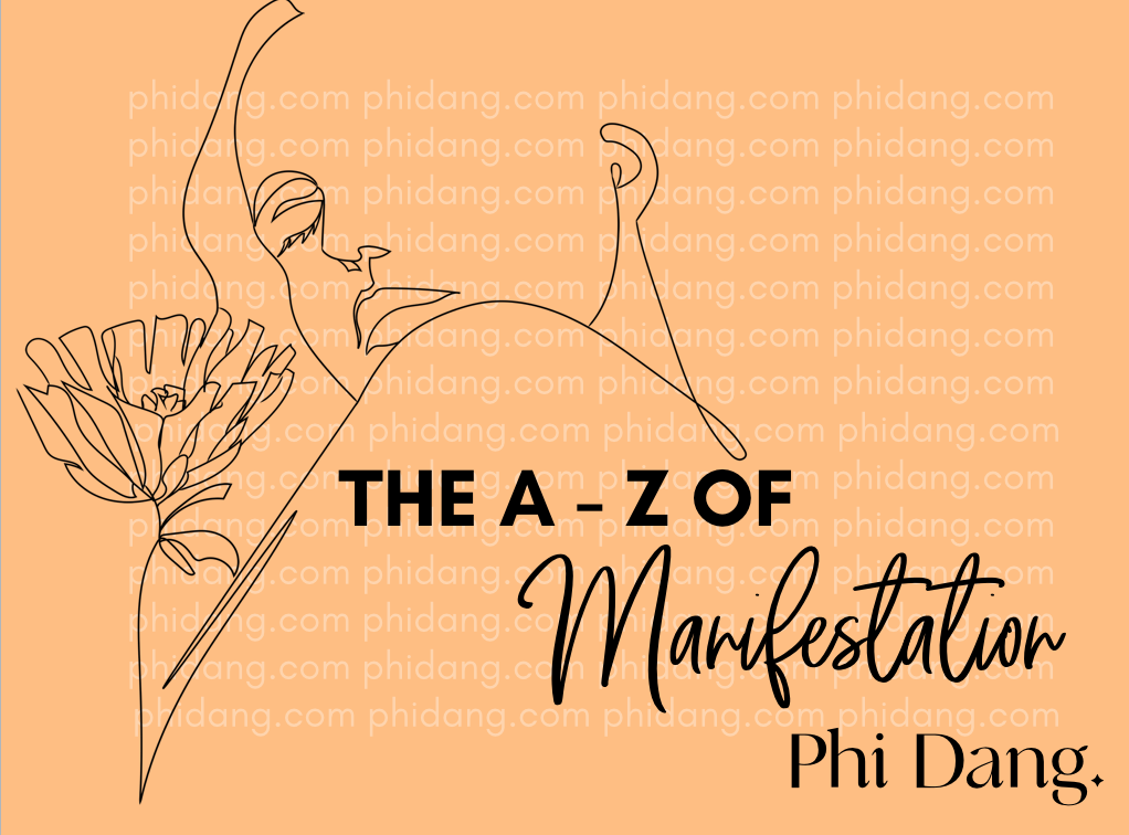 The A to Z of Manifestation Cover